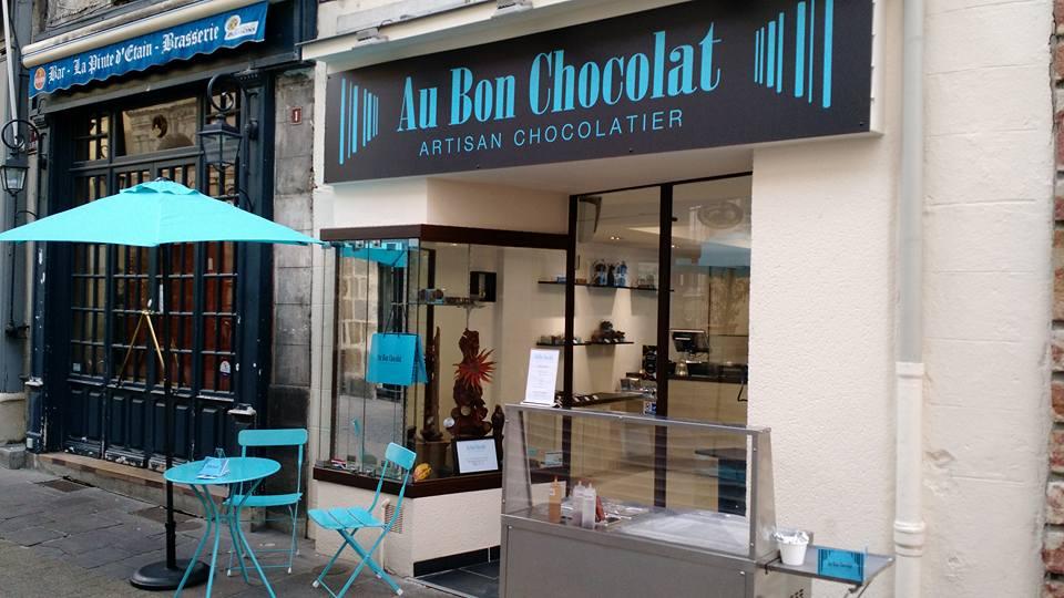 AU BON CHOCOLAT Image