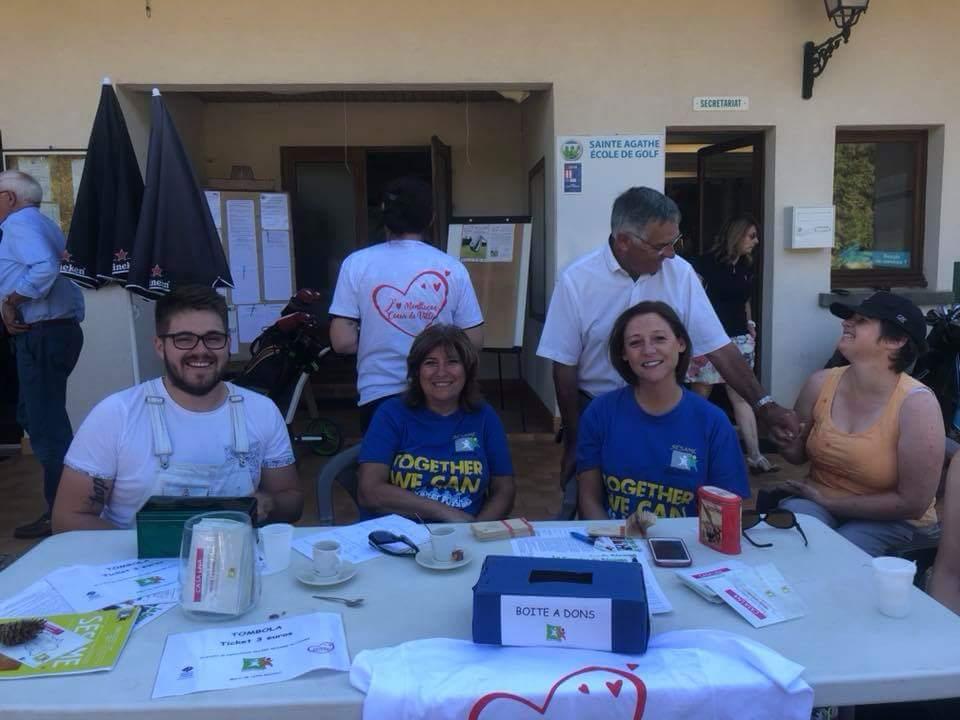 ENSEMBLE POUR AGIR – 2000€ pour Allier Sésame Autisme